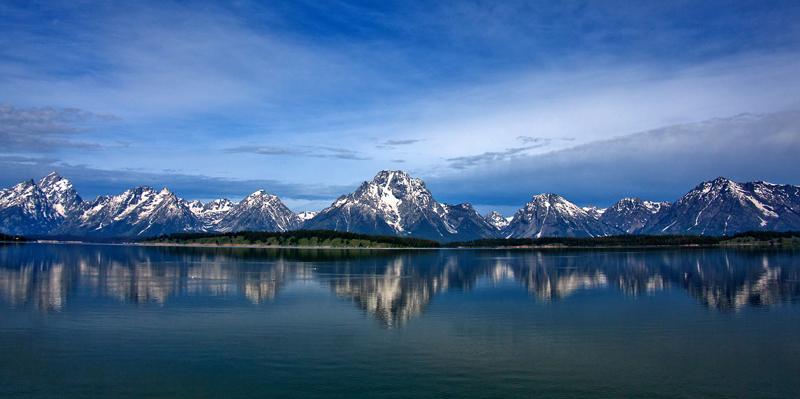 Grand Teton-Jackson Lake_Robert_Buechner