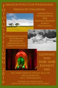 Poster-Weidhausen